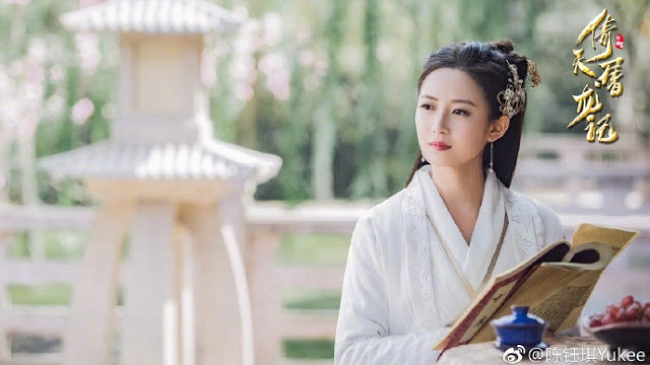 Persiapan Yukee Chen Untuk Perankan Zhao Min Layar Hijau