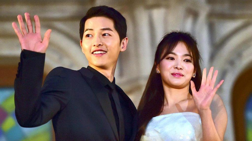 Image for Film Korea Hyun Bin Dan Song Hye Kyo