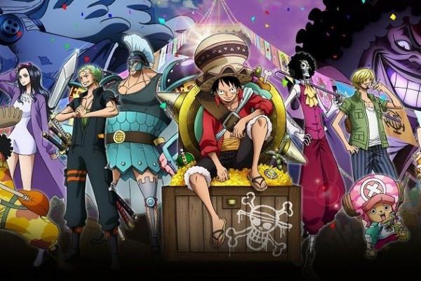 Cosplay One Piece Jika Sanji Adalah Wanita Layar Hijau